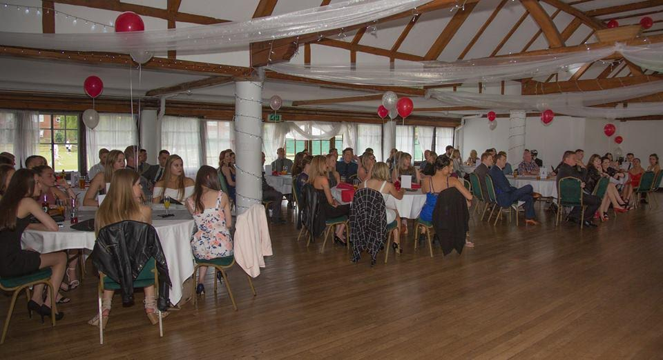 Tendring Awards tables